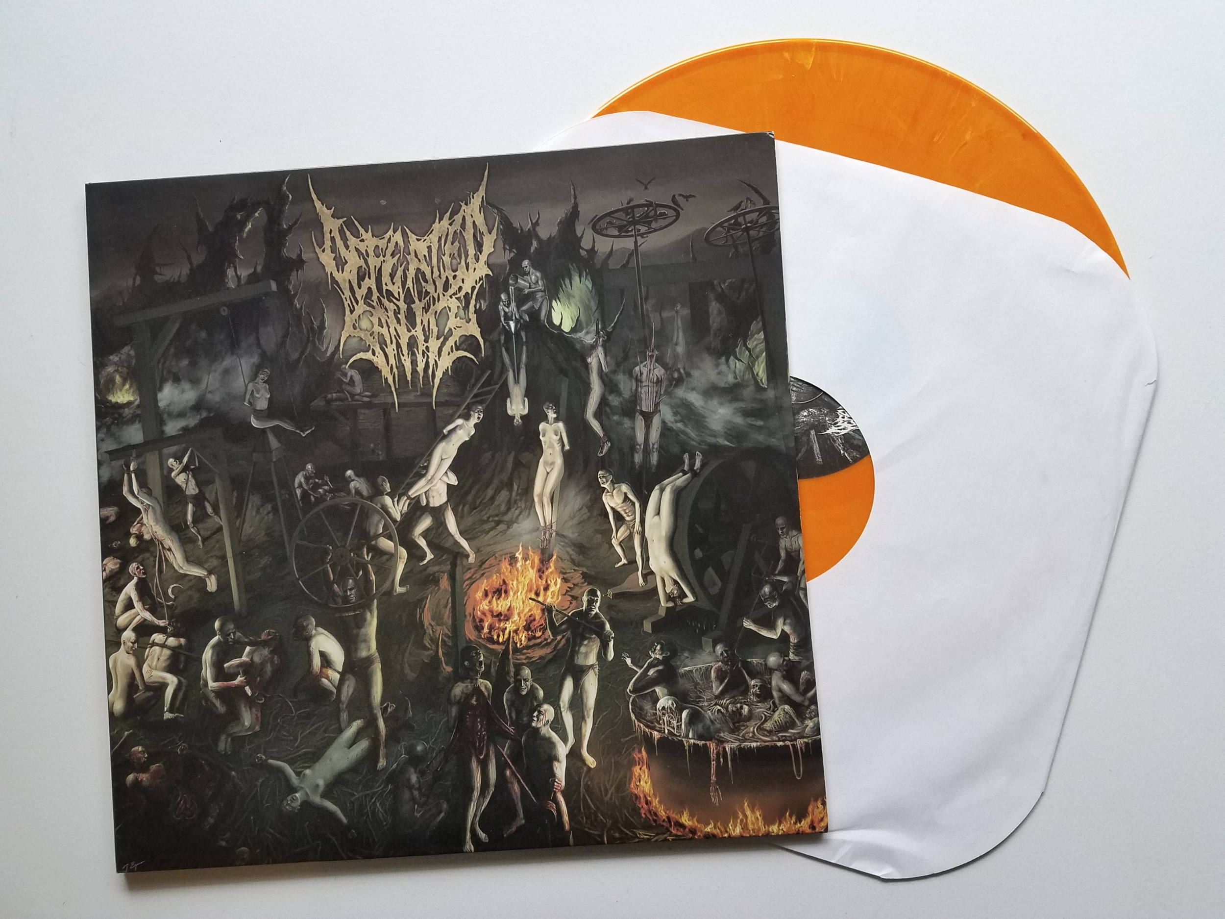 Defeated Sanity -