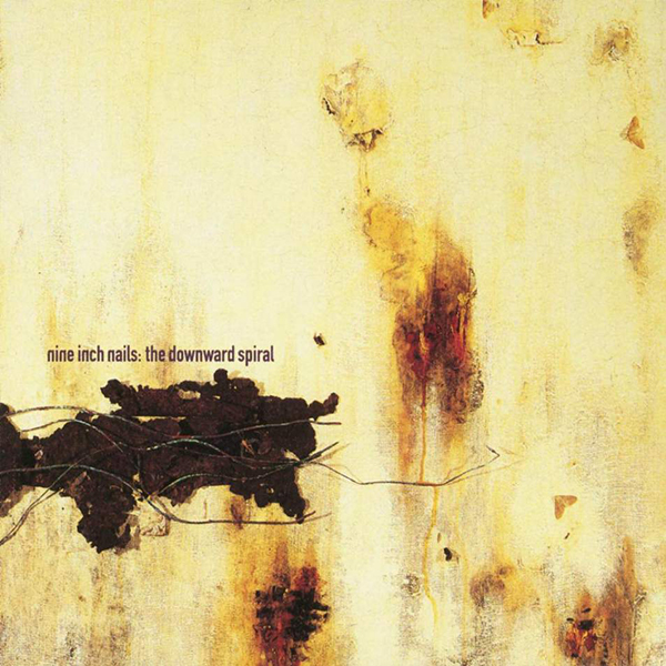 Nine Inch Nails - The Downward Spiral 2xLP