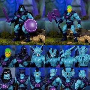 Mega DX Demonic Overlord