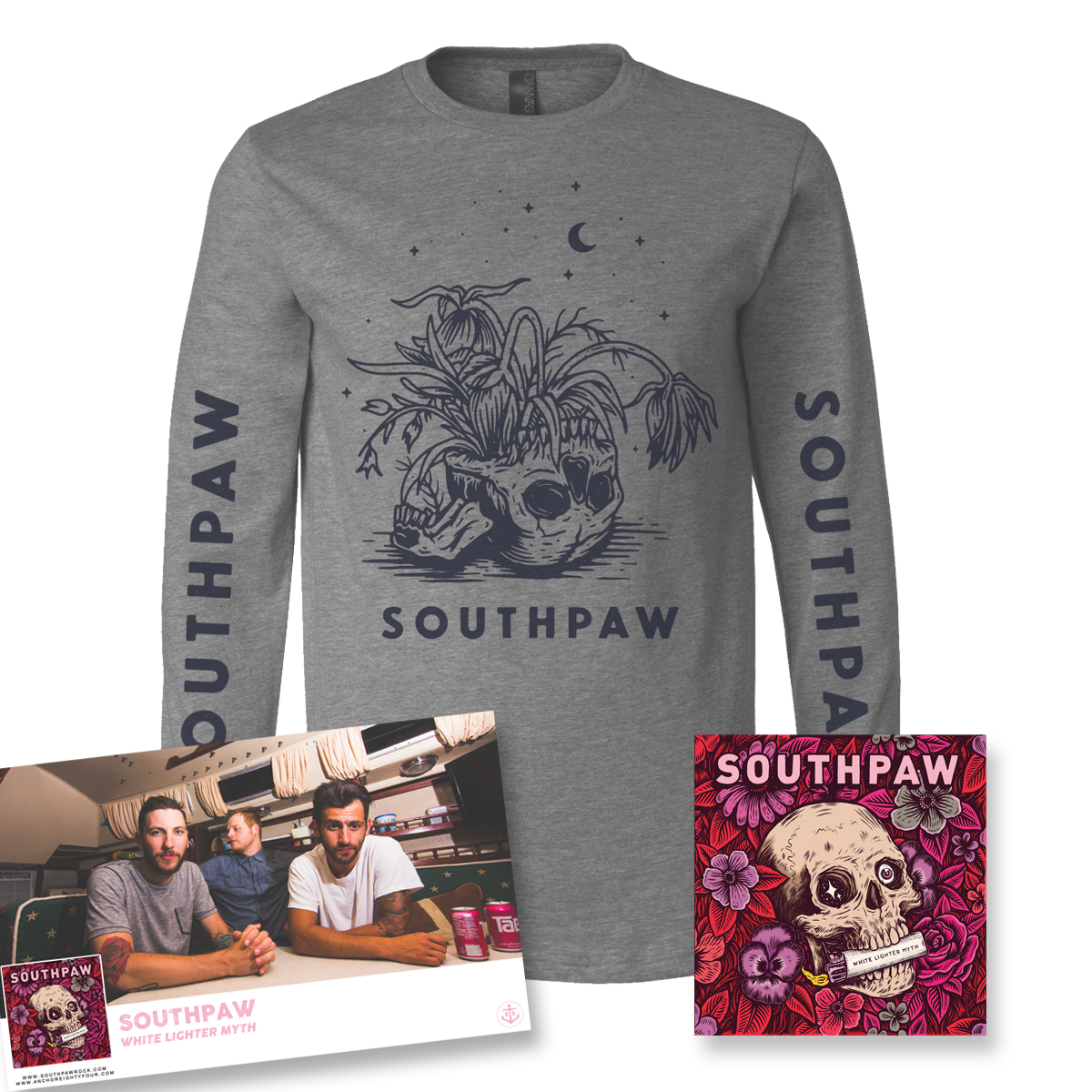 SOUTHPAW - CD BUNDLE 2
