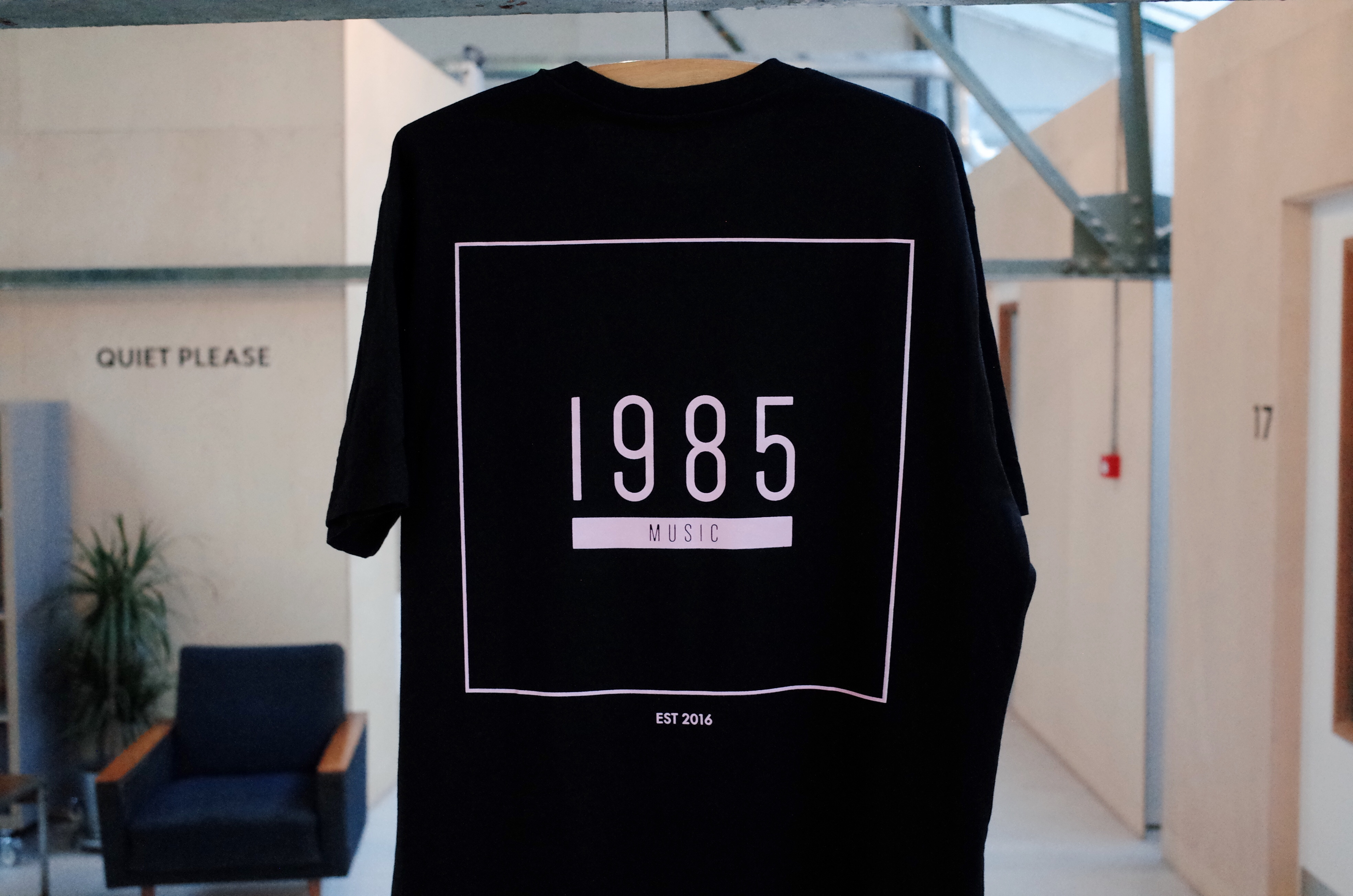 1985 Tee 003 (Inverted Logo)