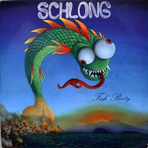 Schlong - Fish Booty CD