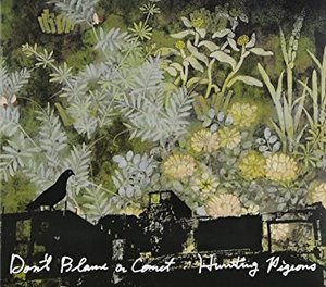 Hunting Pigeons - Don't Blame The Comet CD