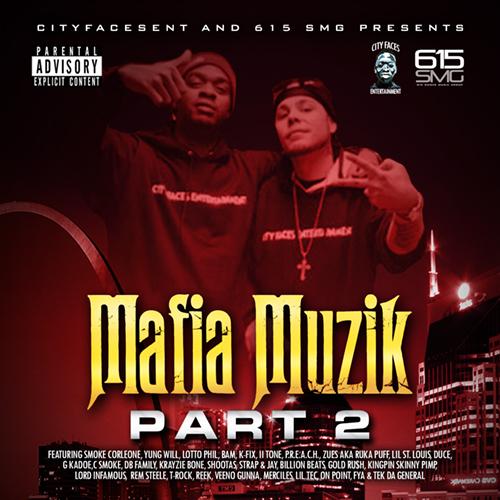 Various Artists - Mafia Muzik Part 2