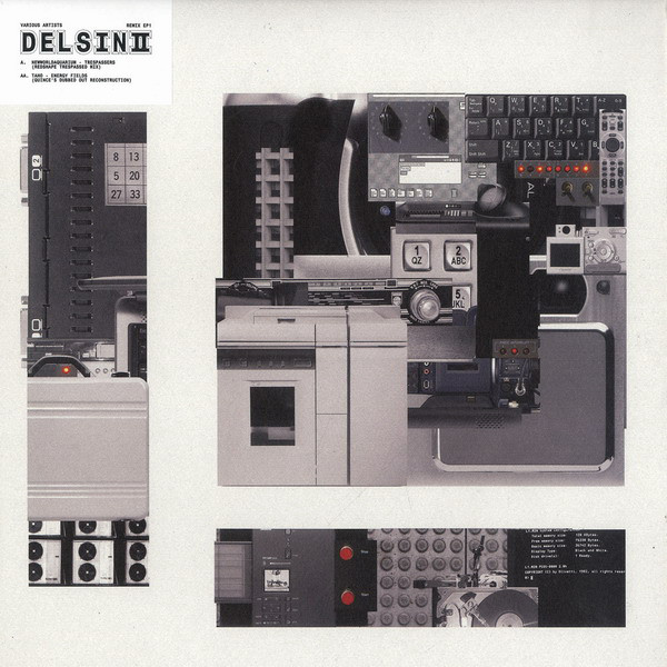 Various – Delsin II (Remix EP1) (Delsin)