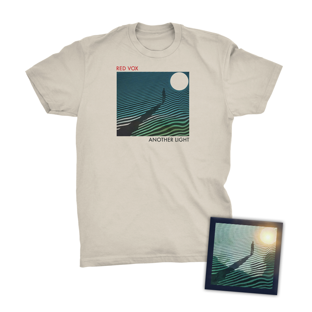 Another Light CD + Tee