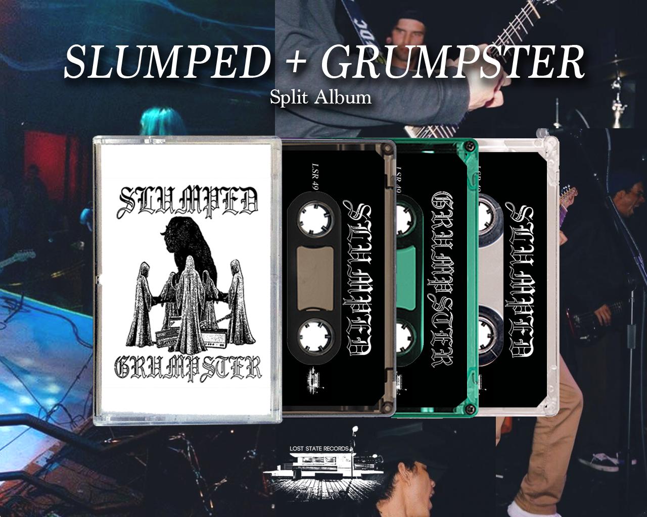 Slumped & Grumpster Split | CS