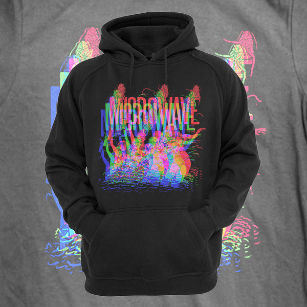 Trippy Visuals Pullover Hoodie