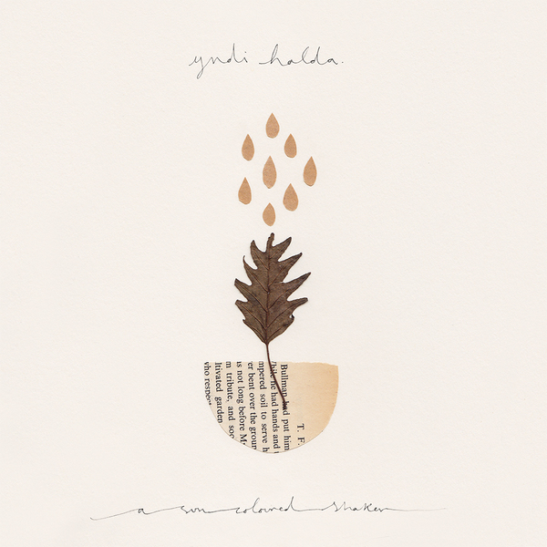 yndi halda - A Sun Coloured Shaker EP LP - PREORDER