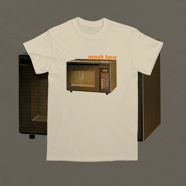 Vintage Microwave T Shirt