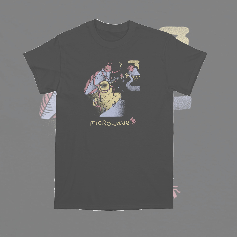 Banjo Roach T Shirt