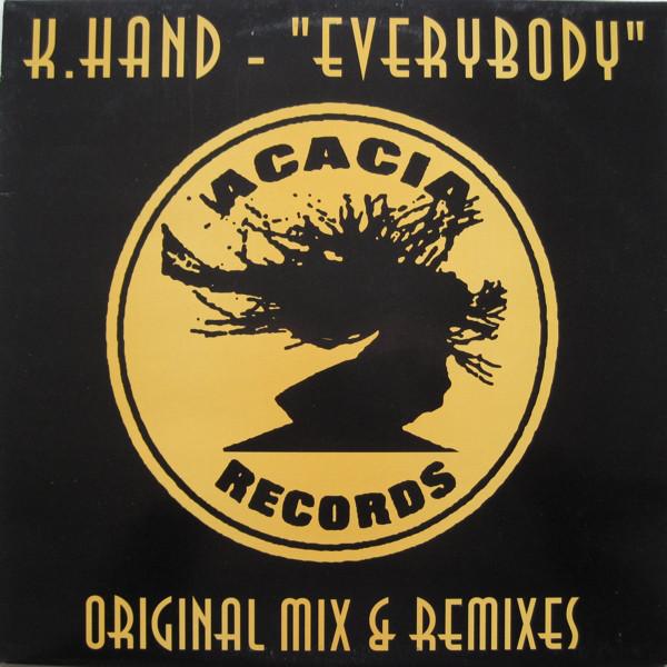 K. Hand – Everybody (EC Records)