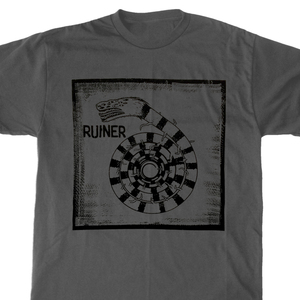 Ruiner 'Snake' Dark Gray T-Shirt