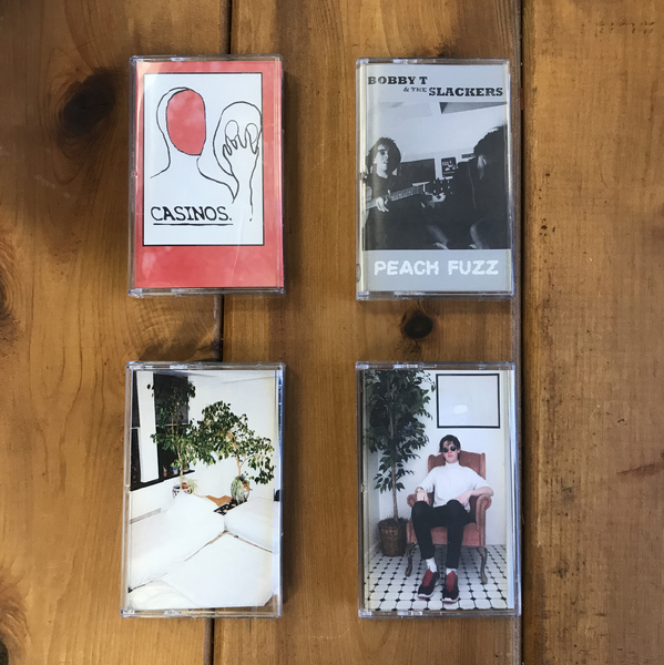 Out Of Print Cassette Bundle! (Sold Out)