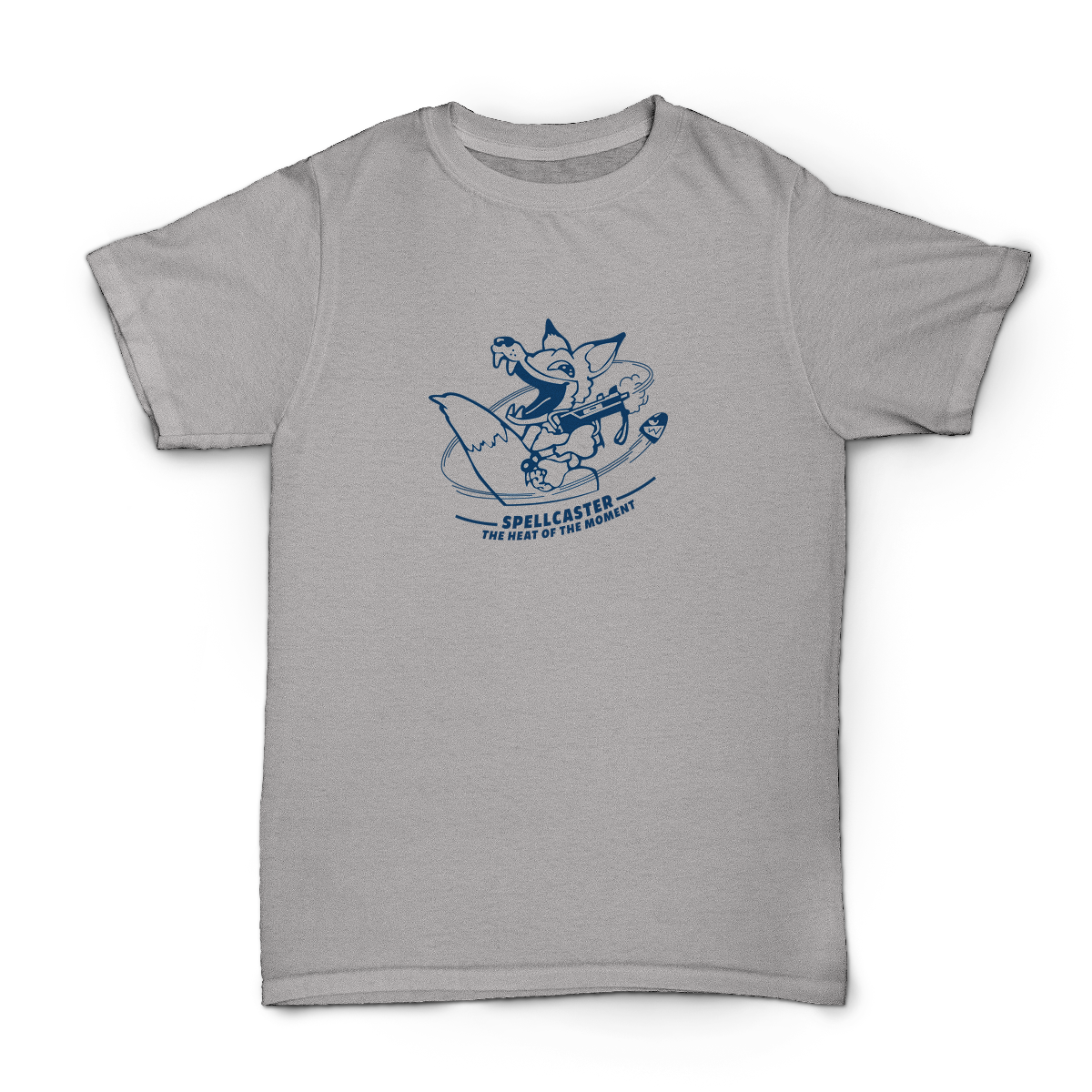 HEAT OF THE MOMENT T-SHIRT