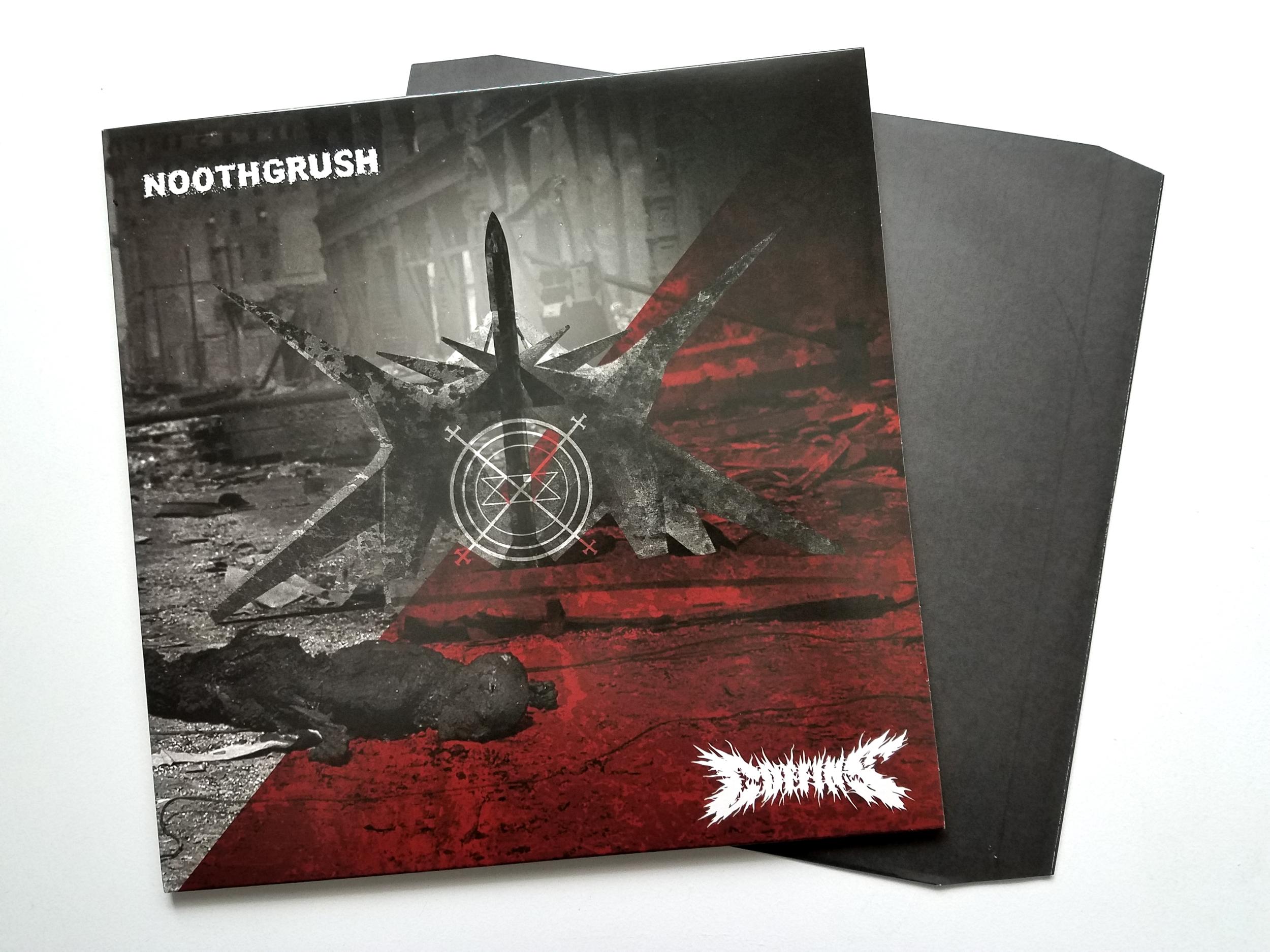 Noothgrush / Coffins - Split LP