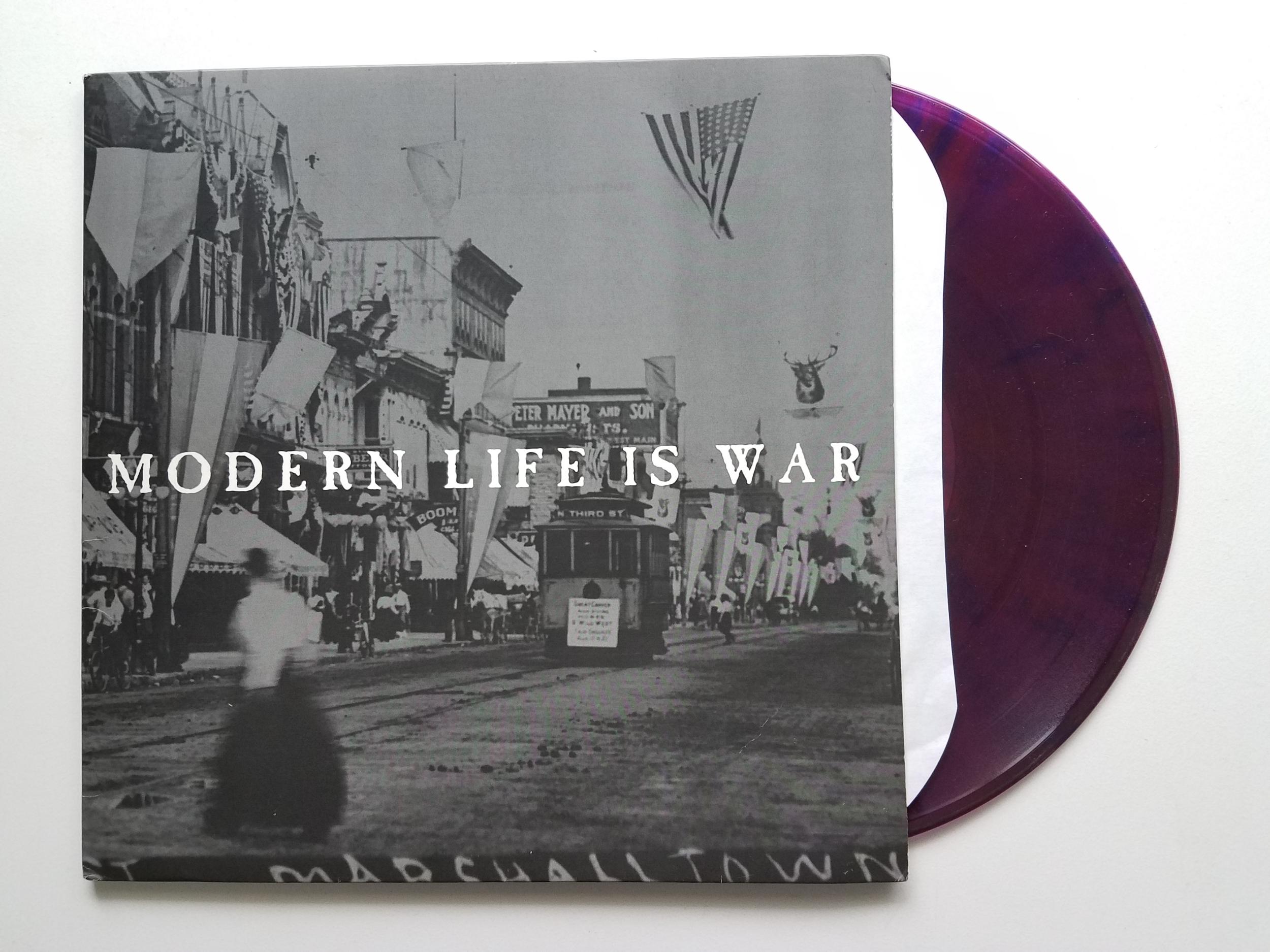 Modern Life Is War -