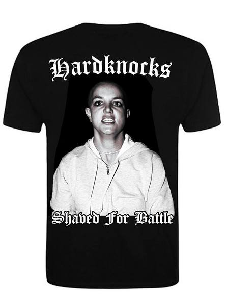 Hardknocks - Shaved For Battle T-Shirt