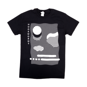 Black Grid T-Shirt