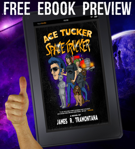 FREE Ace Tucker Space Trucker Novel Preview