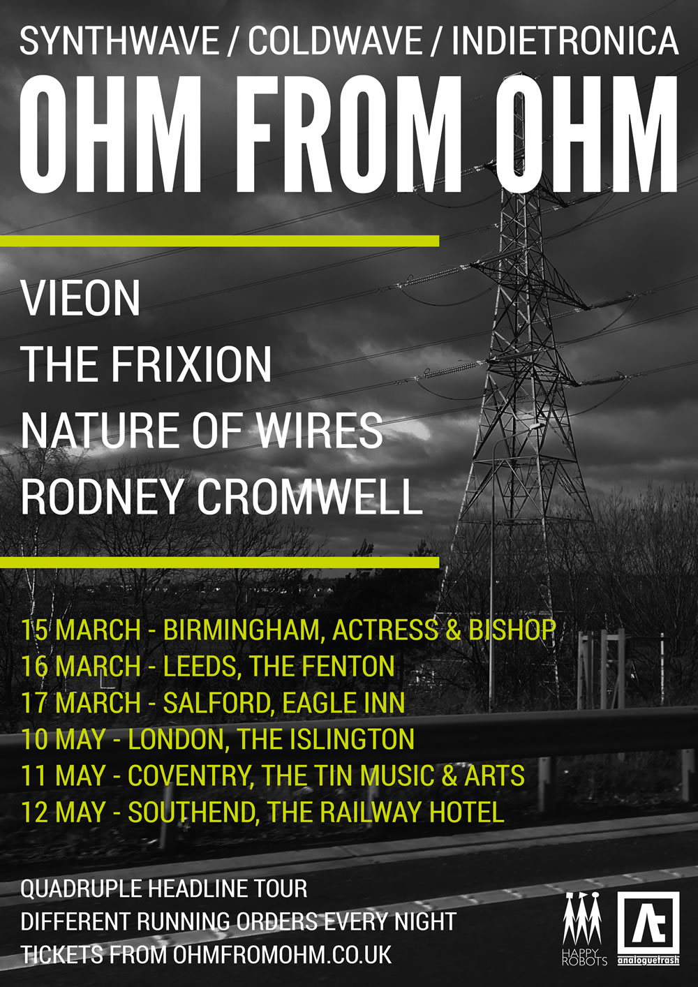 Ohm From Ohm: Salford