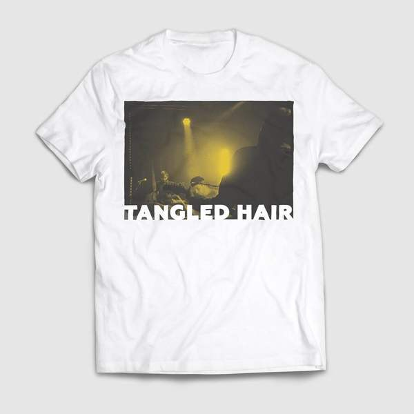 Tangled Hair - We Do What We Can T-Shirt - PREORDER