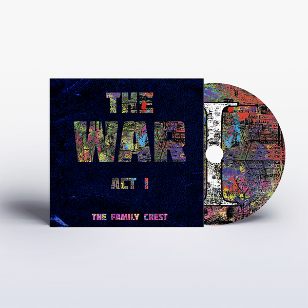 The War: Act I CD - Presale orders will be signed by the band!