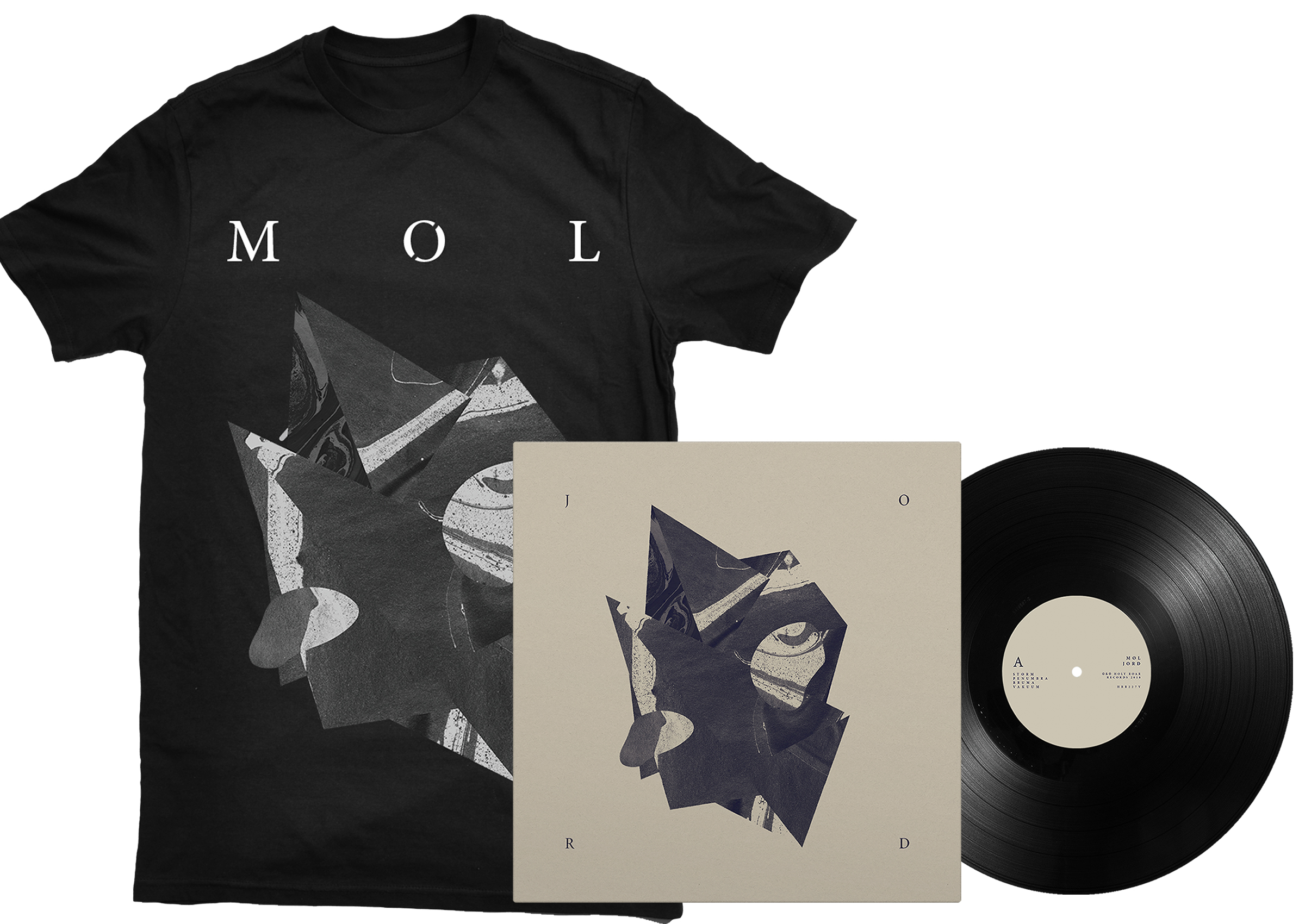 MØL - JORD shirt + LP