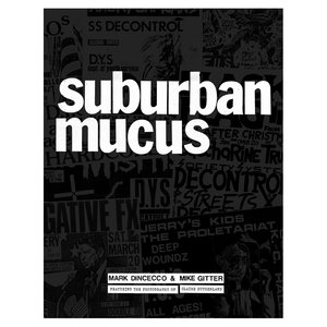 Suburban Mucus Book
