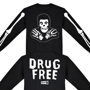 Bridge Nine 'Drug Free' Longsleeve