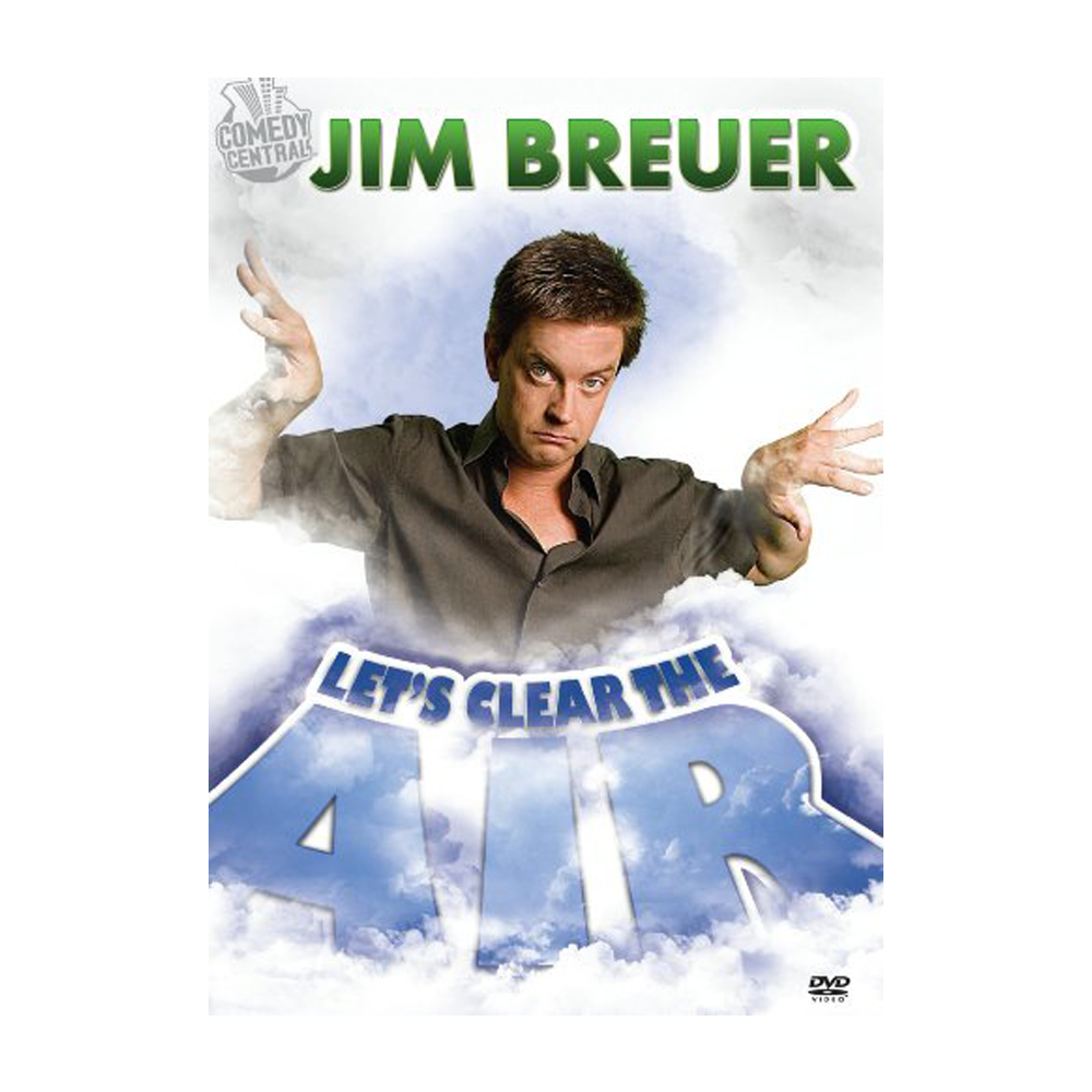 Let's Clear The Air (DVD)