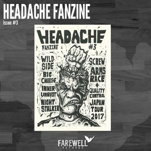 HEADACHE FANZINE #3
