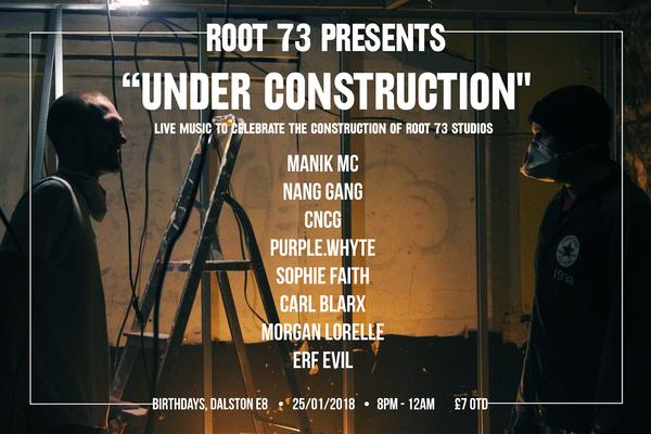 UNDER CONSTRUCTION: Manik MC