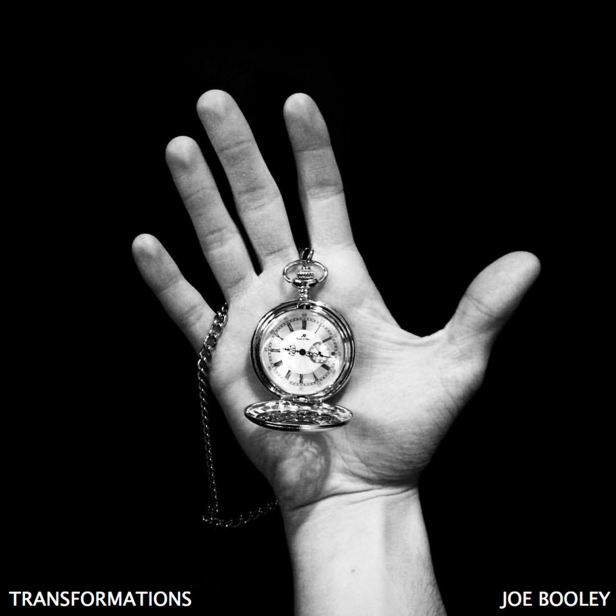 Joe Booley - TRANSFORMATIONS