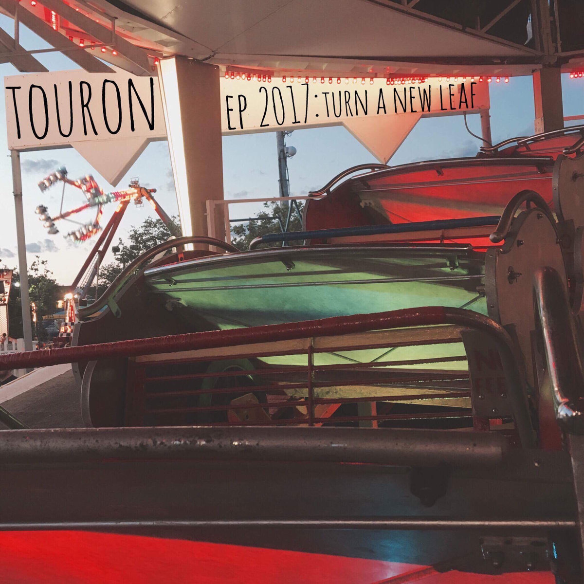Touron - Turn a New Leaf