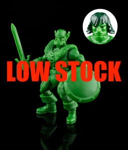 LOW STOCK Battle Tribes Battle Builder War Green