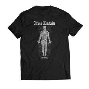 Iron Curtain - The Road T-shirt