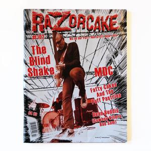 Razorcake #102 & Back Issues