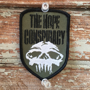 The Hope Conspiracy Embroidered Patch
