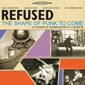 Refused - The Shape of Punk to Come LP