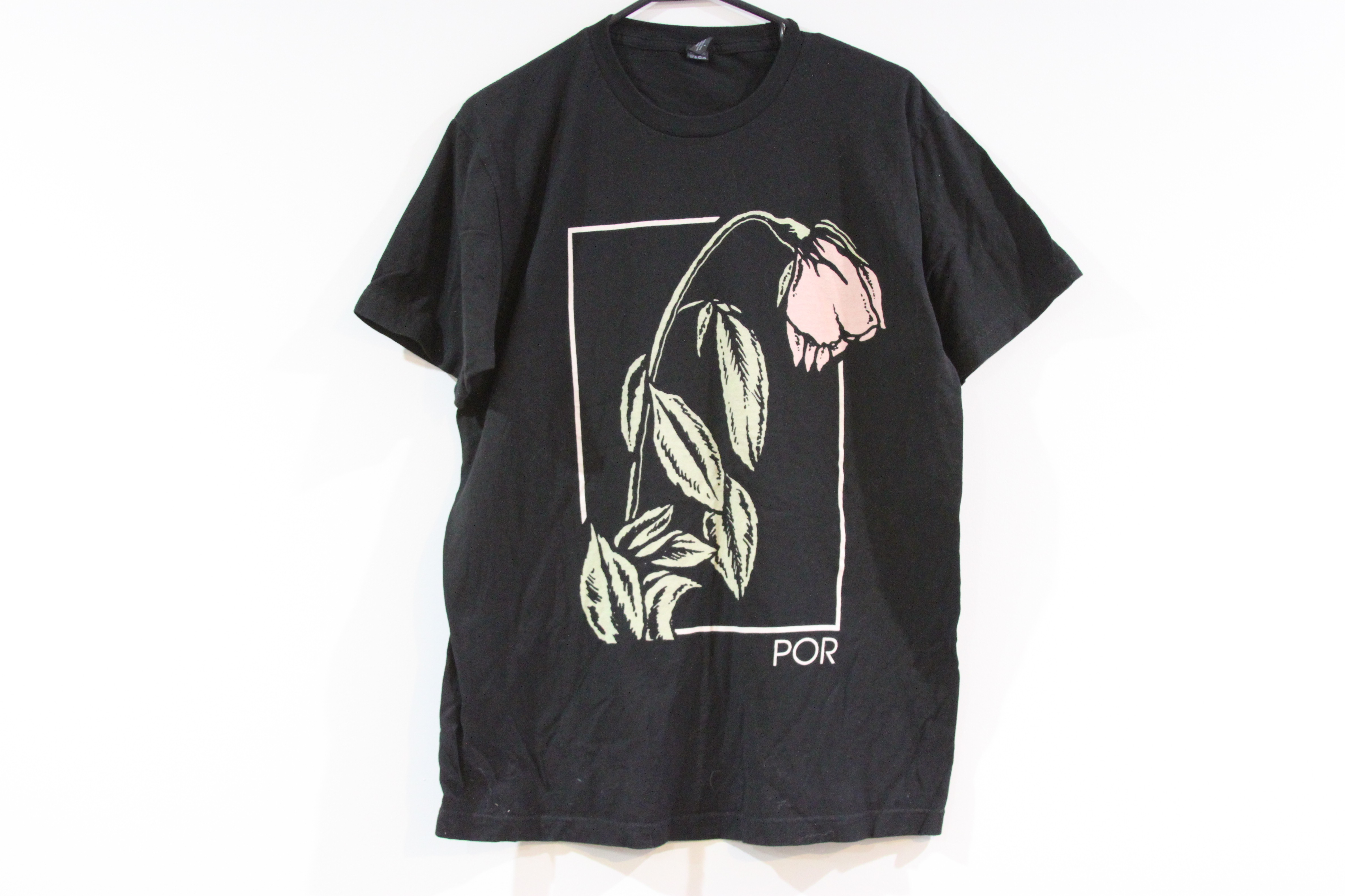 Promise of Redemption Sad Flower T-Shirt