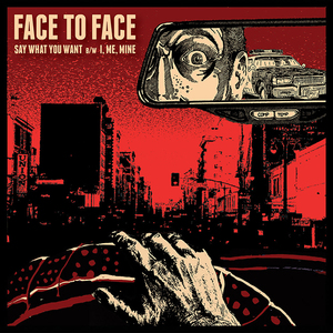 Face To Face - Say What you Want 10