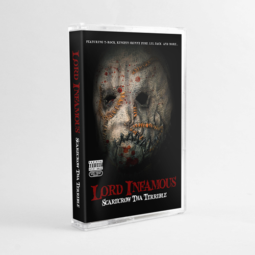 Lord Infamous - Scarecrow Tha Terrible (Cassette)