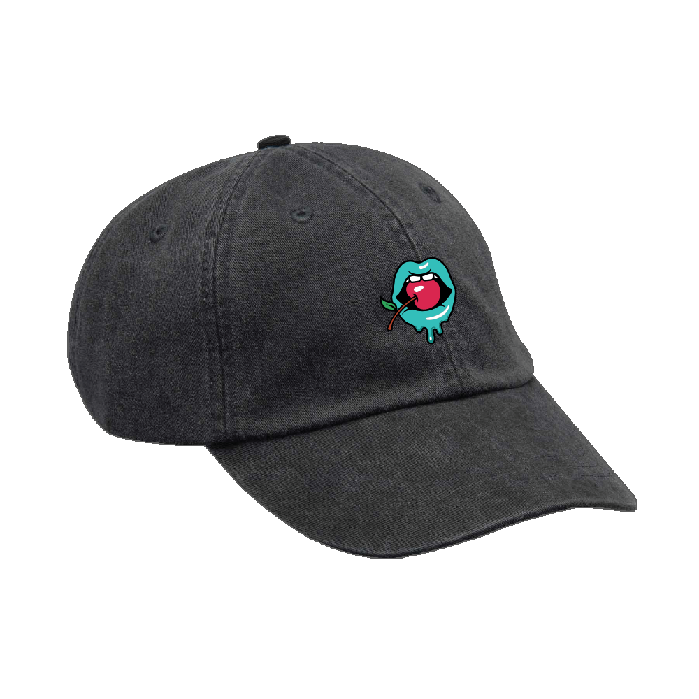 Mouth Hat - Black