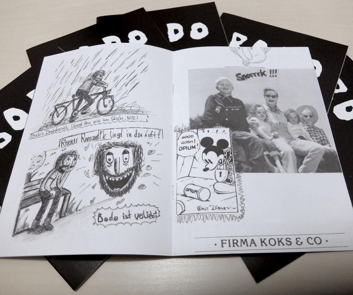 Bodo - Comic