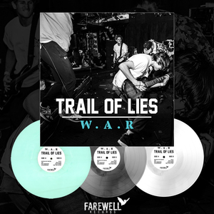 TRAIL OF LIES ´W.A.R.´ [PRE-ORDER]