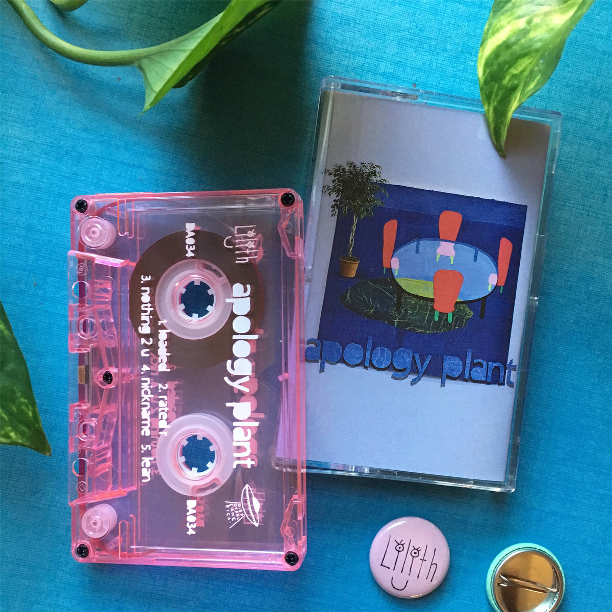 Lilith - Apology Plant (Disposable America)