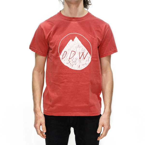DDW Logo T-Shirt (Red)