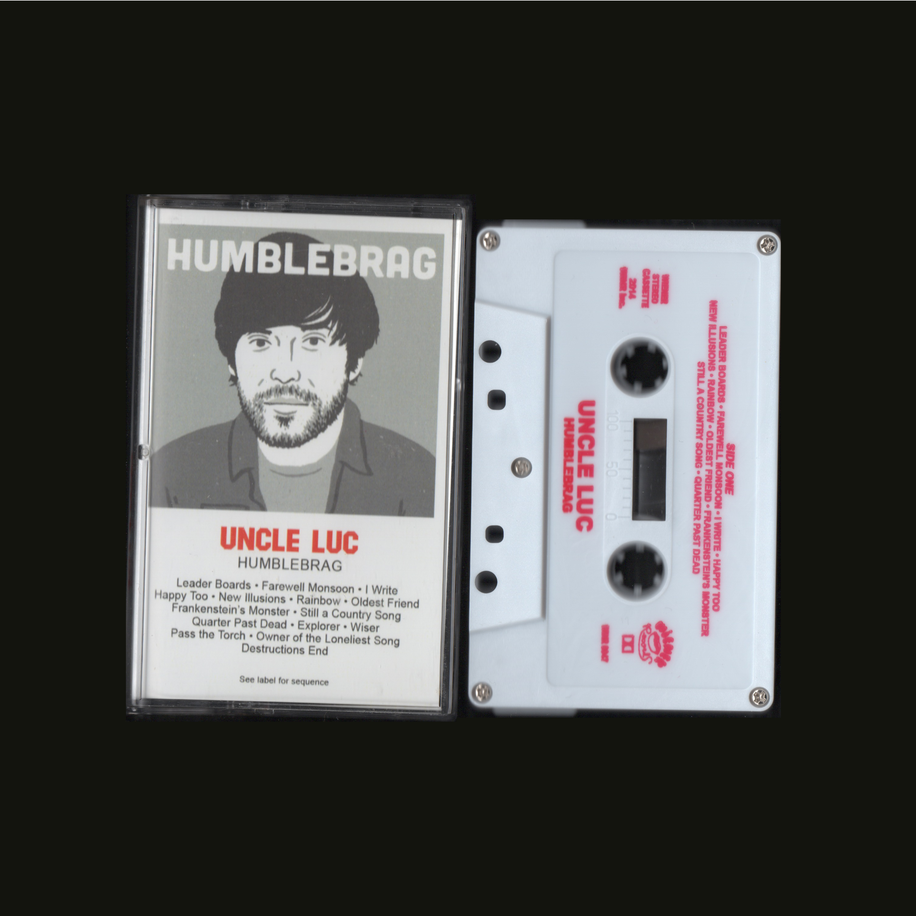 Uncle Luc - Humblebrag (Wiener Records)