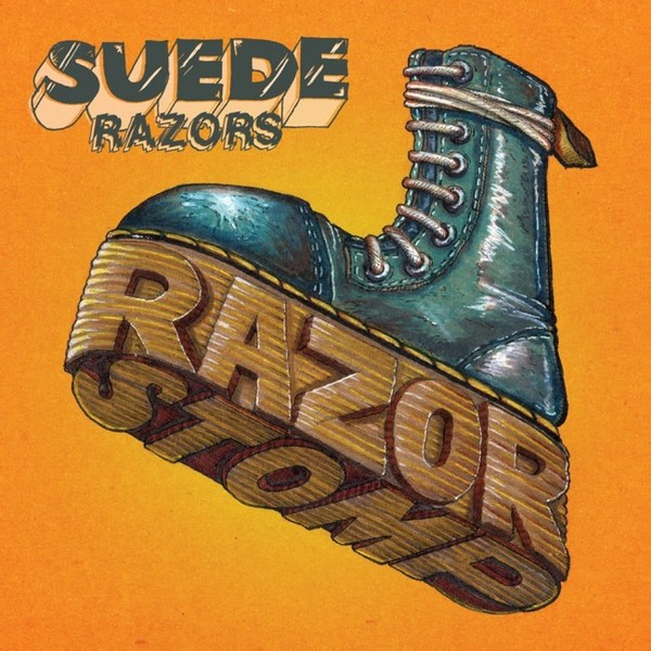Suede Razors - Razor stomp CD